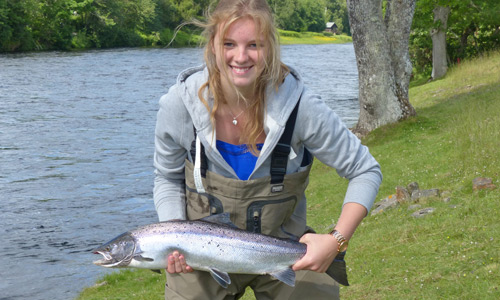conon summer salmon